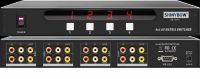 4x4 AV Matrix Switcher