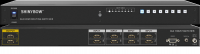 8x2 HDMI Routing Switcher