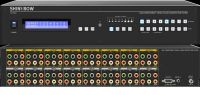 8x8 Component•Digital•Audio Matrix Switcher