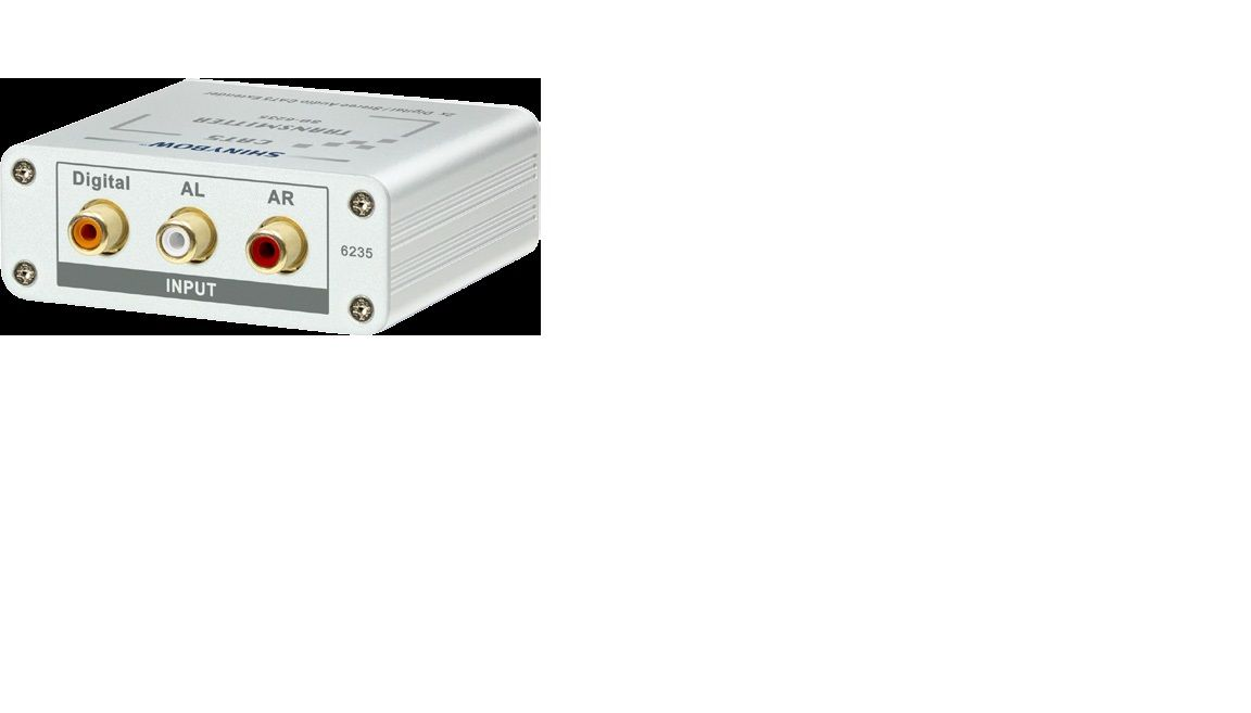 Composite Video•Digital•Audio CAT5 Extender