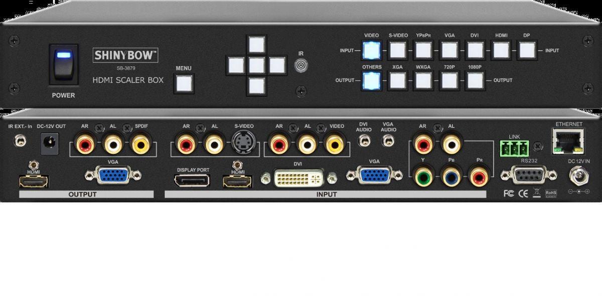 HDMI Video Scaler